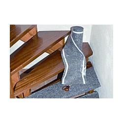 Treppenschutzvlies - Rollenmaß 0,33 m x 25 m