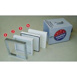 Paint-Stopp Filterzelle